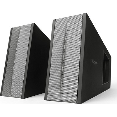 Triangle 2.0 Speaker System w/ Digital Signal Processor (DSP)- Black