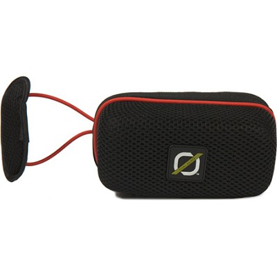 Rock-Out Rechargeable Speakers, Red