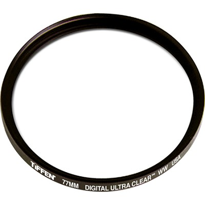 77mm Digital Ultra-Clear Protection Filter