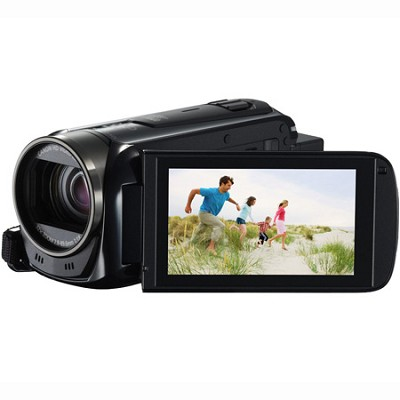 VIXIA HF R62 1080/60p HD 3-inch Touch Panel Display Camcorder