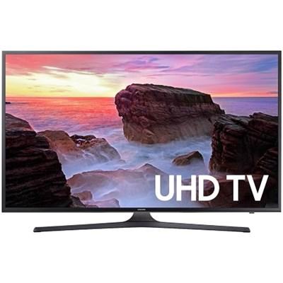 UN43MU6300 43-Inch 4K Ultra HD Smart LED TV (2017 Model) - OPEN BOX