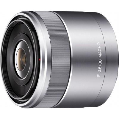 30mm f/3.5 Macro E-Mount Lens