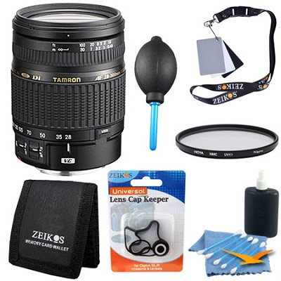 28-300mm f/3.5-6.3 XR DI VC (Vibration Compensation) Macro Kit for Canon DSLR