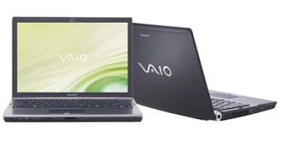VAIO VGNSR190NEB 13.3 PC Notebook