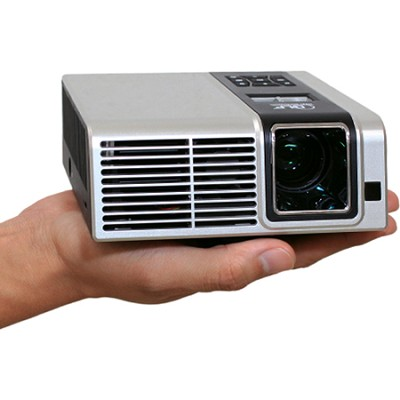 M4 Mobile LED Projector Battery Powered WXGA 1280x800 Resolution