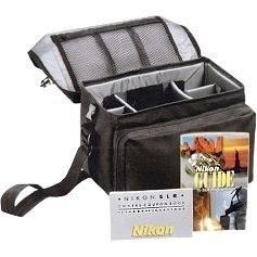 DSLR Gadget Bag and Extended Warranty Value Pack for D80