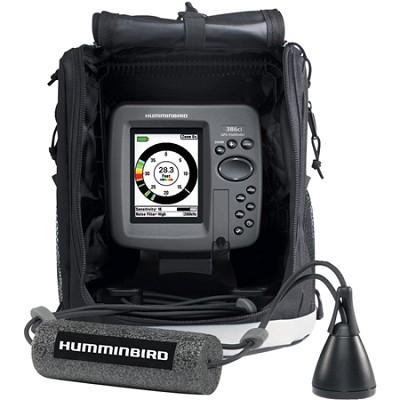 ICE 386ci GPS-Sonar Color Combo 200/83kHz