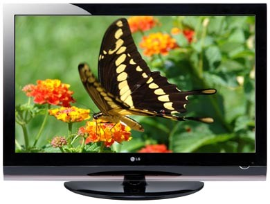 52LG70 - 52` High-definition 1080p LCD TV (open box)