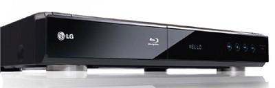 BD300 Full HD 1080p Blu-ray Disc Player (open box)