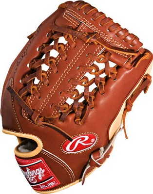 Pro Preferred 11.5 inch 2-Tone Baseball Glove (Left Handed Throw)
