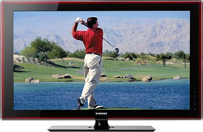 LN52A750 - 52` High-definition 1080p 120Hz LCD TV