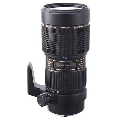 SP AF70-200mm F/2.8 Di LD [IF] Macro For Nikon - Open Box