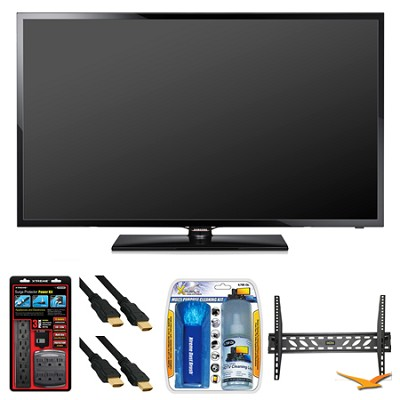UN40F5000 40` 60hz 1080p LED HDTV Wall Mount Bundle