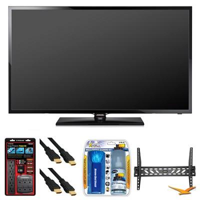 UN40F5000 40` 60hz 1080p LED HDTV Wall Mount Bundle