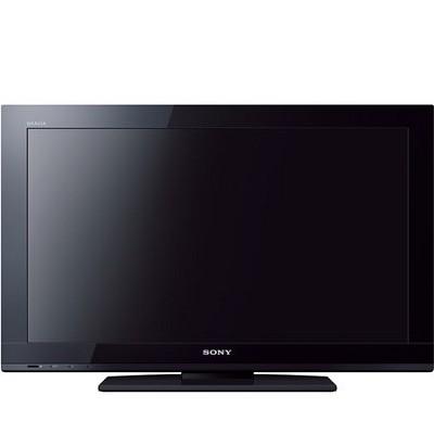 BRAVIA KDL32BX320 32-Inch 720p LCD HDTV, Black - OPEN BOX