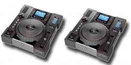 Pair of 2 HDTT-5000 Digital Music Turntables