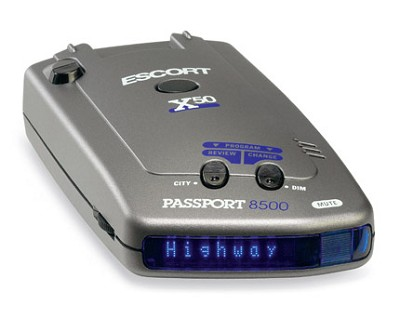 PassPort 8500 X50 with blue display - OPEN BOX