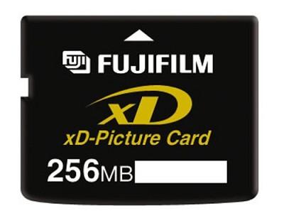 256MB xD Type M Memory Card