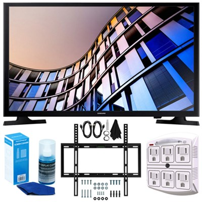 27.5` 720p Smart LED TV (2017 Model) + Wall Mount Bundle