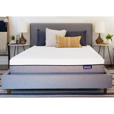 Beautysleep 8` Queen Memory Foam Mattress-In-A-Box (700753929-8050)