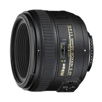 AF-S NIKKOR 50mm f1.4G Lens, With Nikon - OPEN BOX