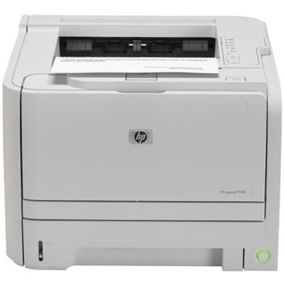 LaserJet P2035 Monochrome Laser Printer - OPEN BOX NO INK