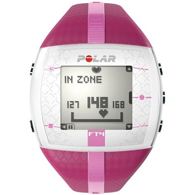 FT4 Heart Rate Monitor - Purple/Pink (90042864)