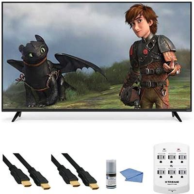 D43-C1 - 43-Inch Full HD 1080p 120Hz LED TV + Hookup Kit