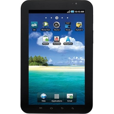 7.0` 16 GB Galaxy Tab with Android 2.2 (Wi-Fi Only) - OPEN BOX