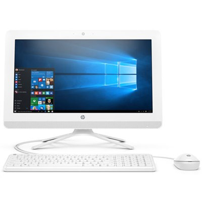 20-c010 Intel Celeron J3060 1TB 7200RPM 19.5` All-in-One PC