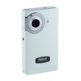 EZ201 Small Wonder Digital Camcorder (White)
