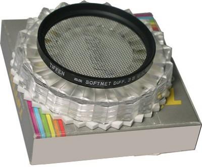 62mm Softnet Black 1 Filter