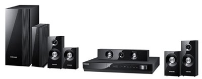 HT-C650W DVD Home Theater System - OPEN BOX