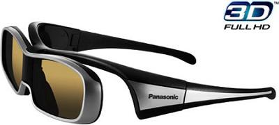 3D Glasses for VIERA PLASMA TV - OPEN BOX