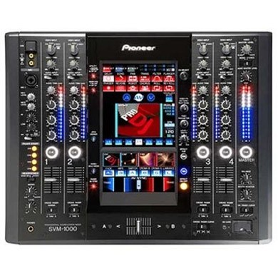 SVM-1000  Professional Audio /Video Mixer