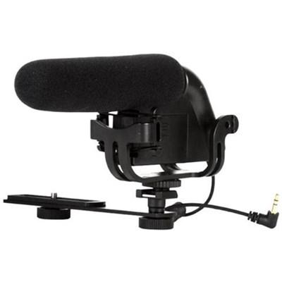 Shotgun Condenser Microphone - MIC-803