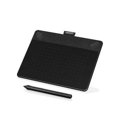 Intuos Photo Pen and Touch Tablet - Small Black
