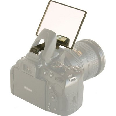 Deluxe Flash Bounce Mirror for Pop-up Flash  (D1-Deluxe)