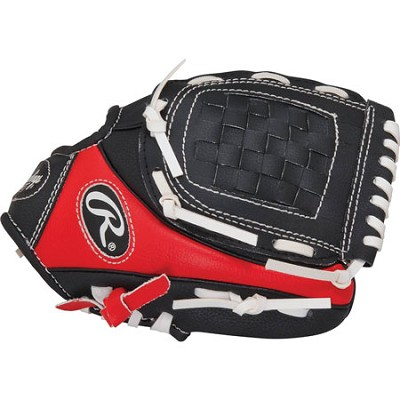 Player Series T-Ball Glove With Ball, Right Hand Throw, 9-Inch - PL91SB-12/0