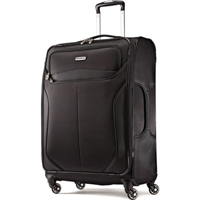 LIFTwo 25` Spinner Luggage (Black)