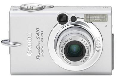 Powershot S410 Digital ELPH Camera