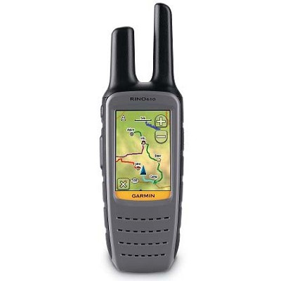 Rino 610 Rugged GPS-Enabled Two-Way Radio