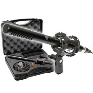 XM-55 Condenser Shotgun Microphone Kit