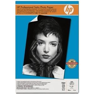 Professional Satin Photo Paper-25 sht/A3+/330 x 483 mm (13 x 19 in) (Q8839A)