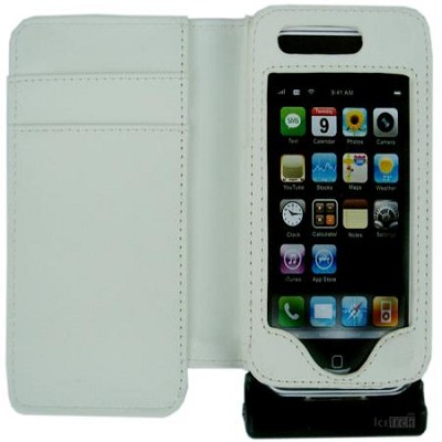 SOLAR-3000 White Series iPhone compatible Solar Charger IPHONE