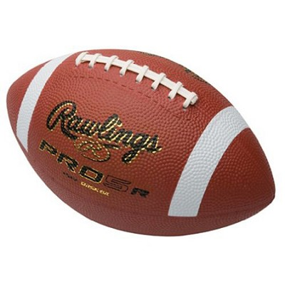Junior Size Rubber Football