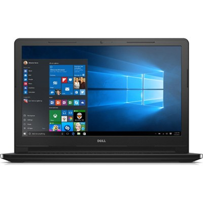 Inspiron 15 15.6` HD i3552-5240BLK 500GB HDD Intel Pentium N3700 - OPEN BOX