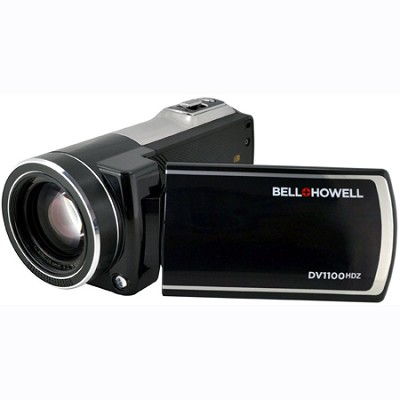 1080p Camcorder with 10x Optical Zoom and 3.0` Touchscreen (DV1100HDZ) (GER)