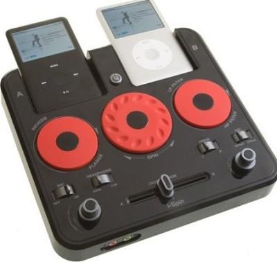 DJ Mixer for Ipods