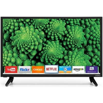 D24h-E1 D-Series 24` Class Edge-Lit Smart LED TV (2017 Model)